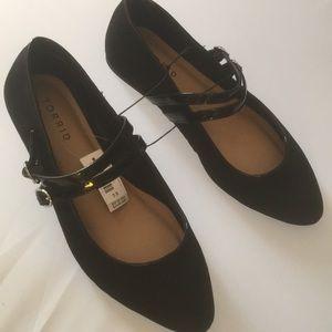 Nwt Torrid size 7.5W Black Strap Maryjane shoes